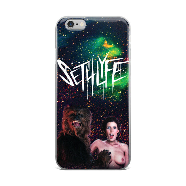 BAD CHEWIE - iPhone 5/5s/Se, 6/6s, 6/6s Plus Case