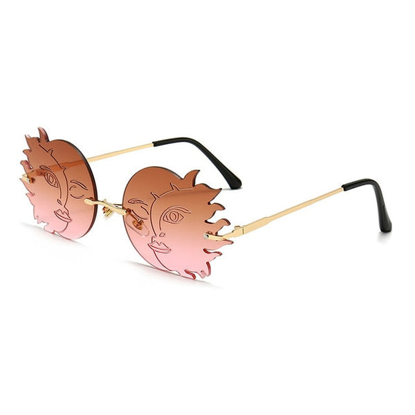 SUN & MOON SUNGLASSES
