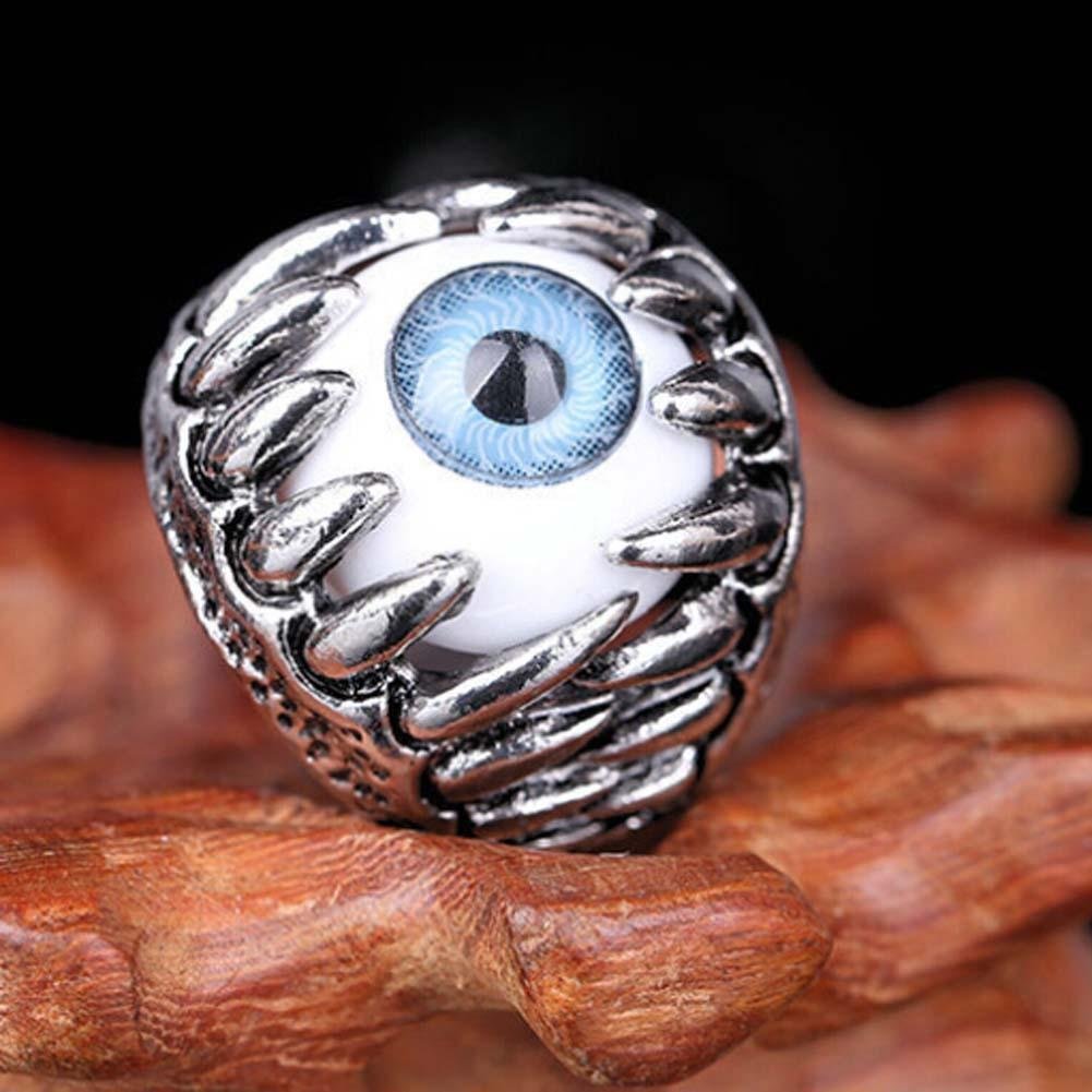 Set 4 Lyfe - EYEBALL RING - Clothing Brand - Rare Imports - SET4LYFE Apparel