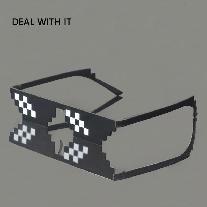 Trippy Eye Supply - DEAL WITH IT SUNGLASSES - Clothing Brand - Sunglasses - SET4LYFE Apparel