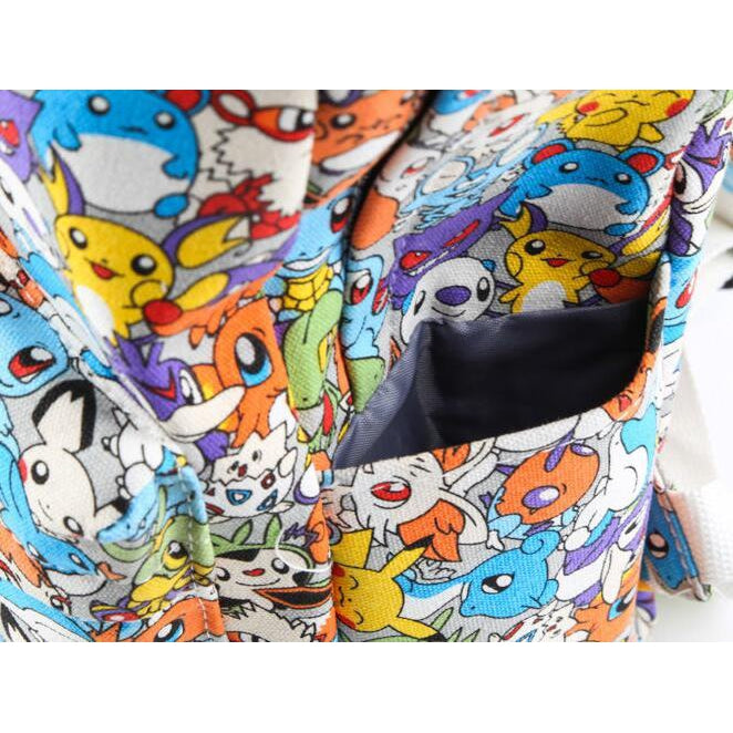 RARE POKEMON BACKPACK-Set 4 Lyfe Apparel