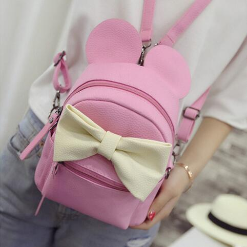 MOUSE EARS MINI BACKPACK