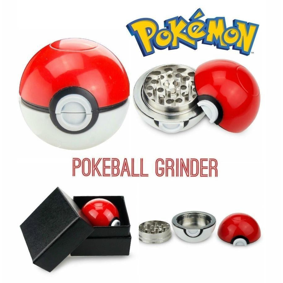Set 4 Lyfe Apparel - POKEBALL GRINDER - Clothing Brand - Rare Imports - SET4LYFE Apparel