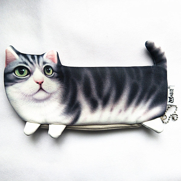 KITTY PENCIL CASE