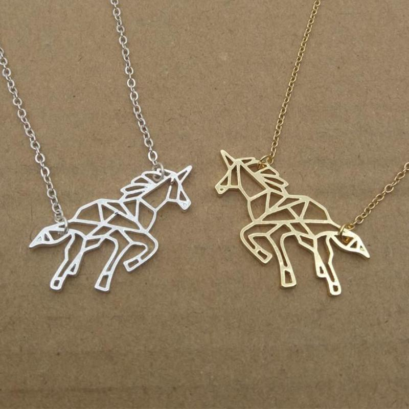 Set 4 Lyfe Apparel - UNICORN PENDANT - Clothing Brand - Rare Imports - SET4LYFE Apparel