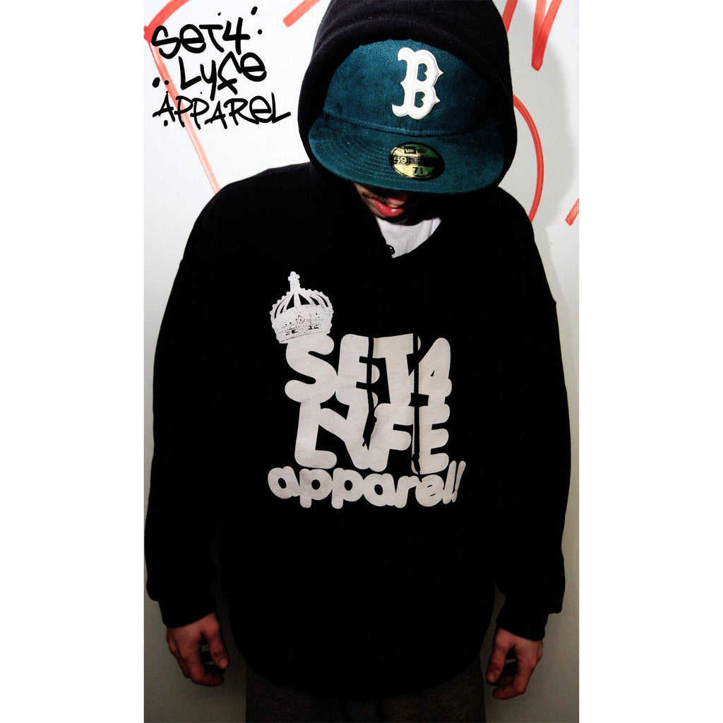 Set 4 Lyfe - BOSS HOODIE - Clothing Brand - Graphic Hoodie - SET4LYFE Apparel