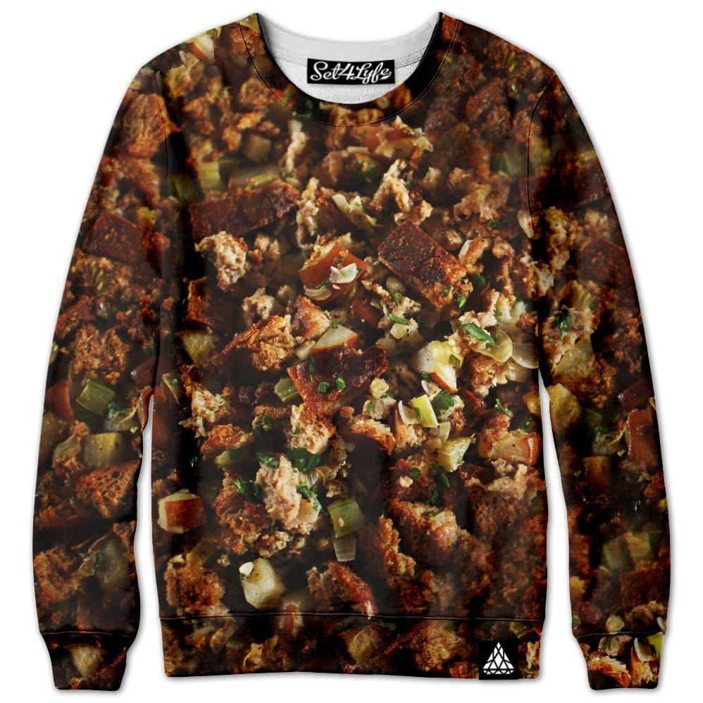 STUFFING SWEATSHIRT-Set 4 Lyfe Apparel