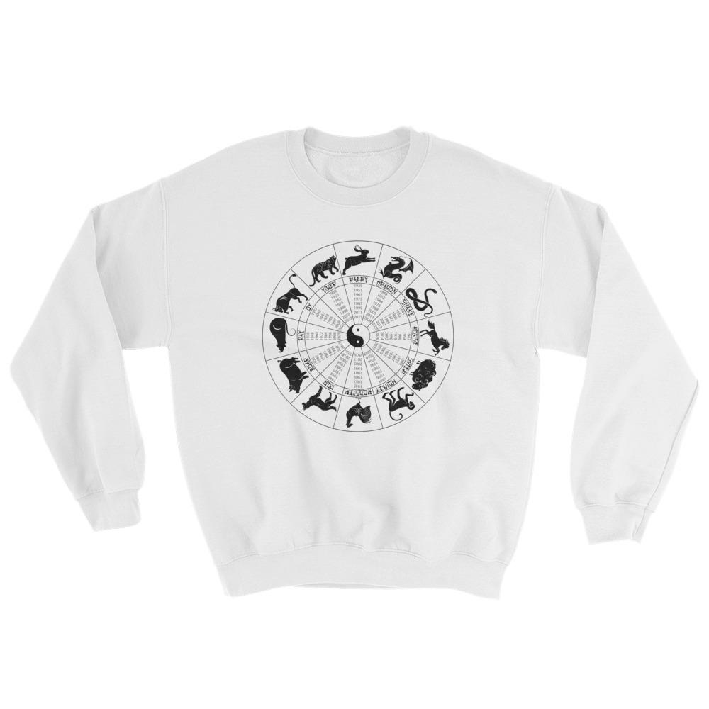 Set 4 Lyfe - ZODIAC SWEATSHIRT - Clothing Brand - Graphic Sweatshirt - SET4LYFE Apparel