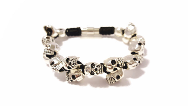 Multi Metal Skull - Mens