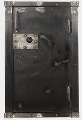 distressed safe