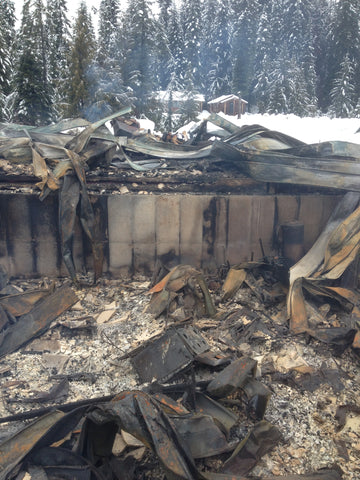 2 Gun Safes Survive House Fire With No Water From Fire