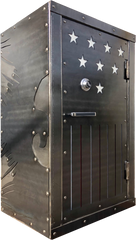 freedom flag gun safe finish
