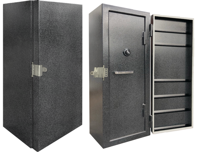 gun safe door cover