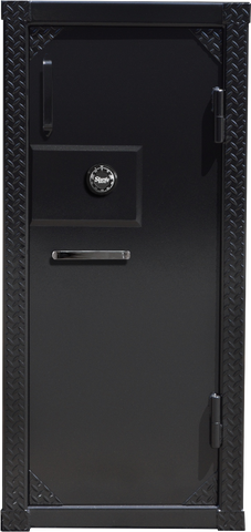 Black diamond plate RSC gun safe