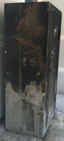 gun safe in a home fire