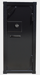 black diamond plate gun safe