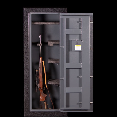 Sturdy Gun Safe 24w X 19d X 60h American Made Safes