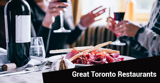 Great Toronto Restaurants