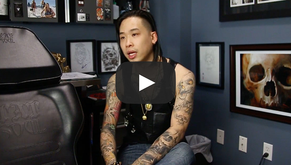Winson Tsai of Chronic Ink Shares His Most Memorable Phoenix Piece