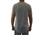 Scooped Tee - Gray