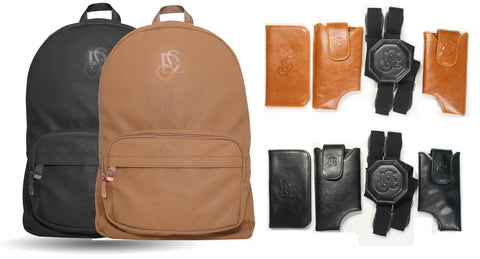 LD West® Original Holster & Backpack Bundle