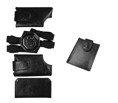 Black Holster & Passport Pouch Bundle - LD West