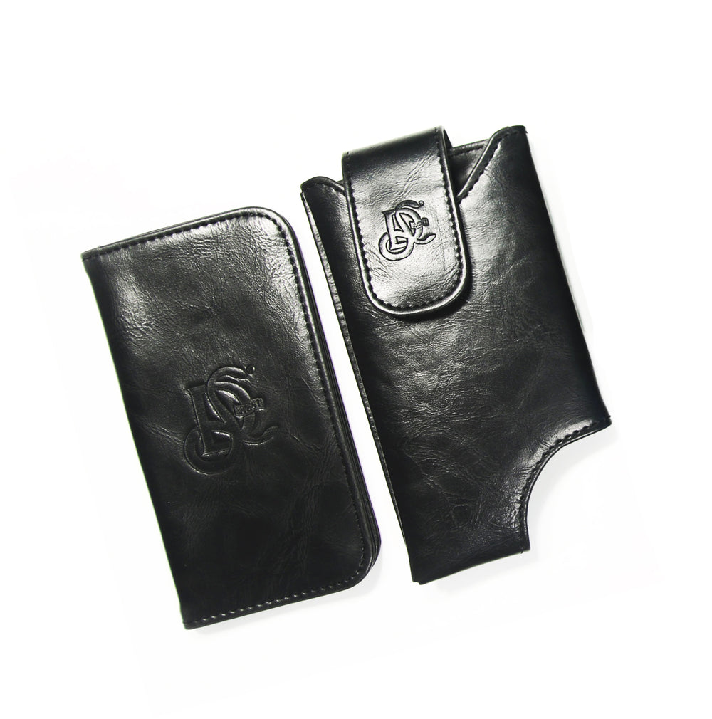 Black Wallet & Wallet Pouch - LD West