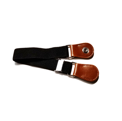 Sport Chest Strap -Black & Cognac - LD West