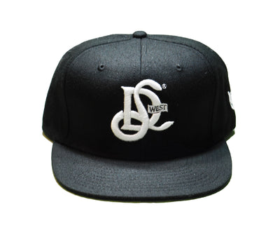 LD West Flat Brim Hat - LD West
