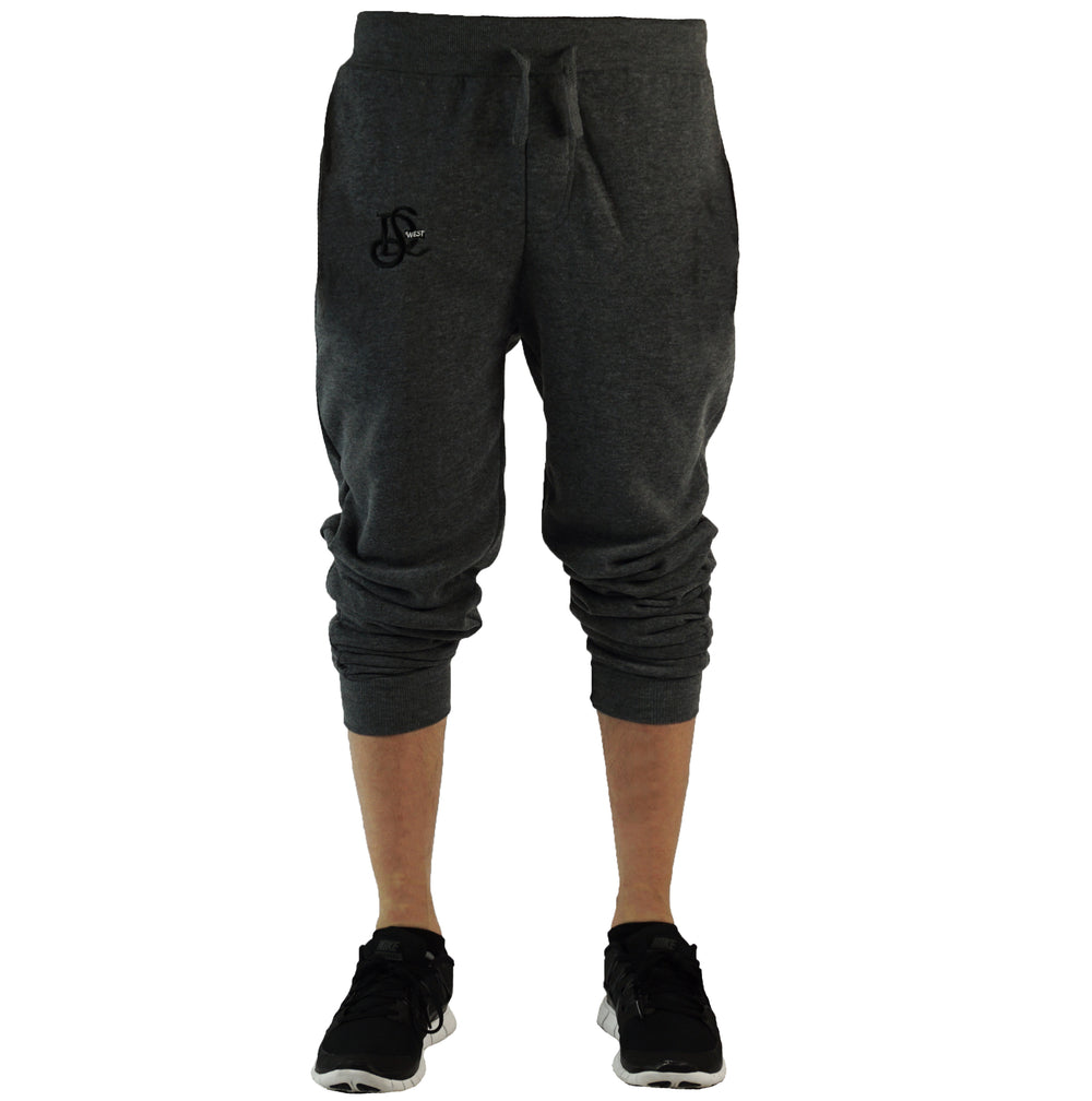 Classic Joggers - Gray - LD West