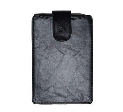 Travel Wallet & Pouch Combo - Black - LD West
