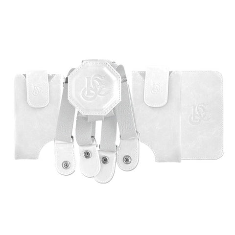 The Original LD West® Holster (T-FIT) - White Keys - LD West