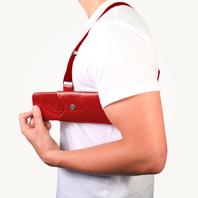 The Original LD West® Holster (T-FIT) - Red (Only 1 Left!) - LD West