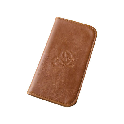 ID Display Wallet - Cognac - LD West