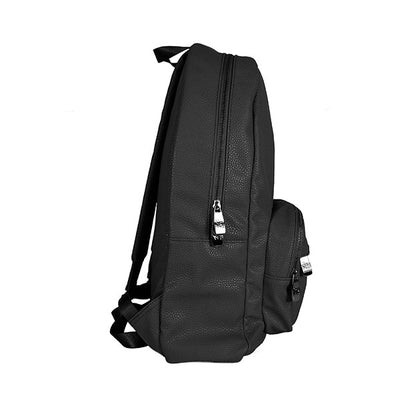 Black Backpack With Black Chrome Hardware - LD West
