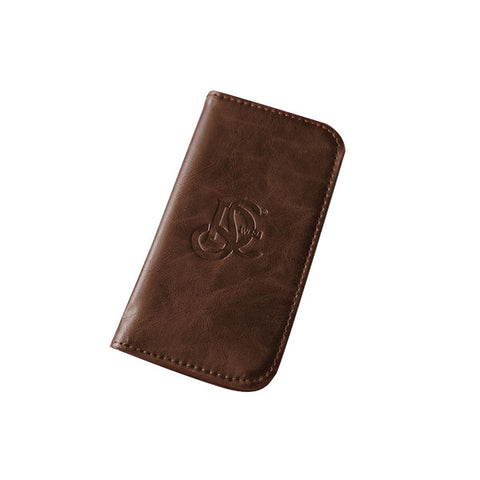 The Original LD West® Wallet - Brown