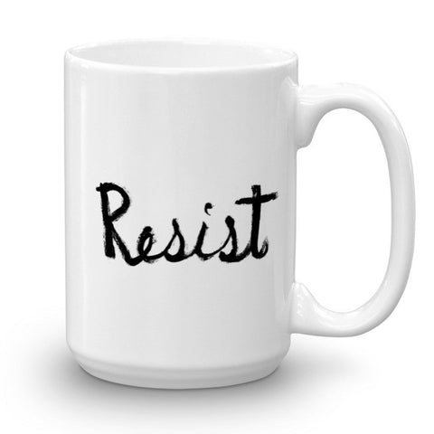 resist mug available in the shop