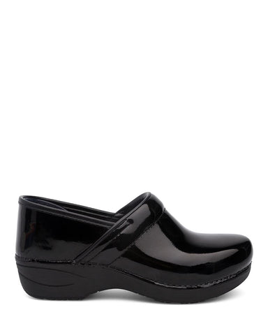 Dansko Women's Pro XP 2.0 Clogs in Black Patent Leather - Company Store Uniforms