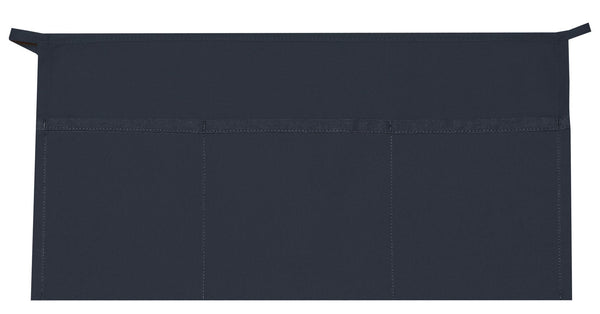 Daystar Standard Three Pocket Waist Apron in Navy - Company Store Uniforms