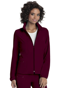 HeartSoul Break On Through In Da Hood Warm-Up Scrub Jacket - Company Store Uniforms