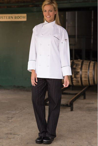 Uncommon Threads Yarn Dyed Chef Pant - Company Store Uniforms