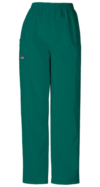 f30220199f ... Cherokee Workwear Hunter Natural Rise Tapered Pull-On Cargo Scrub Pant  - Company Store Uniforms