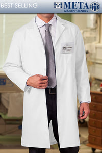 White Swan Meta Lab Coat - Company Store Uniforms
