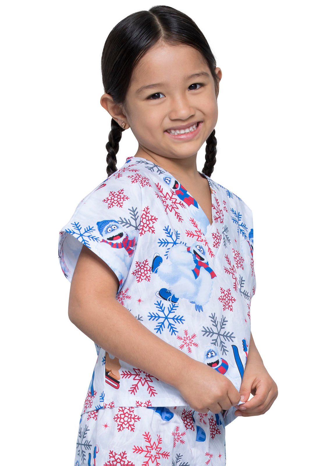 Tooniforms Bumble ™ Rumble Scrub Set for Kids - Company Store Uniforms