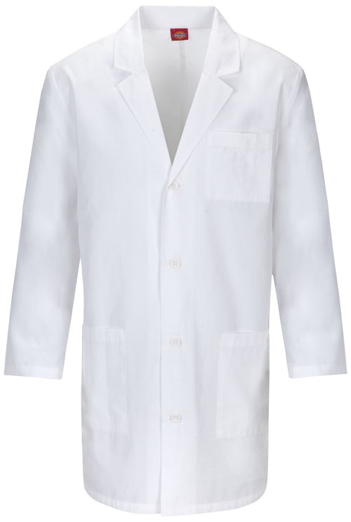 "Dickies 37"" Unisex Lab Coat - Company Store Uniforms"