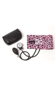 Koi Pink Cheetah Blood Pressure Kit w bag