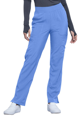 New Style! Infinity Mid Rise Tapered Leg Pull-on Pant - Company Store Uniforms