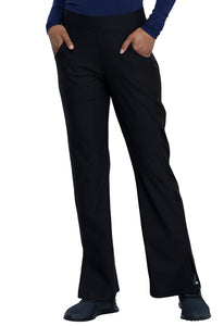 Cherokee FORM Moderate Flare Leg Pull-on Pant