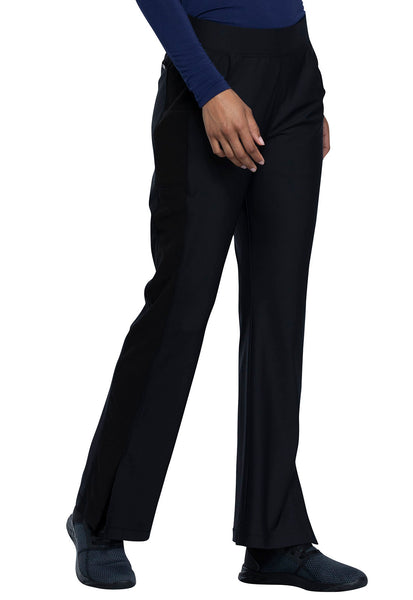 Cherokee FORM Moderate Flare Leg Pull-on Pant - Company Store Uniforms