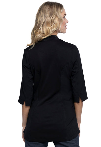 Infinity Zip Front Tunic - Company Store Uniforms